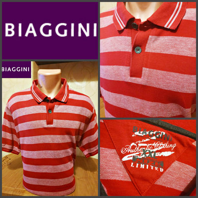 поло от Biaggini, оригинал р.XL