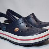 Кроксы сабо crocs crocband unisex. оригинал. 37-38 р./23.5-24 см.