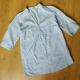 Лёгкая рубашка в полоску от M&S