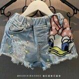 Модные шорты р. 90-120