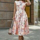 Платье 5 расцветок 42,44,46,48 размеры