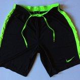 Мужские новые шорты NIKE dri fit оригинал размер L