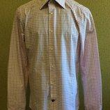 Мужская рубашка TOMMY HILFIGER оригинал размер M 38/15