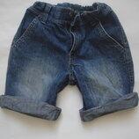 Фирменные george стильные шорты мальчику 4-5 лет идеал