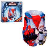 Жилет надувной Человек-Паук Спайдермен 51 46см, Bestway 98014