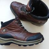 кожаные ботинки Timberland 39р
