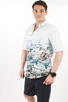 Sale Летняя мужская рубашка River Island