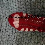 Босоножки 36 натуральная замша гладиаторы Minelli