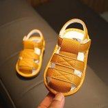 Крутые сандалии на малышей р 15 - 10,5 см