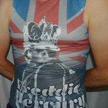 Стильная фирменная майка Рок .Freddie Mercury.м-л