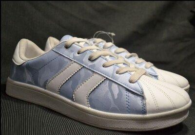 Брендові кросівки чоловічі Superstar 41 Великобританія 26,8 см кроссовки мужские