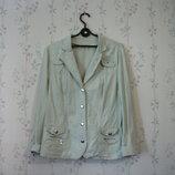Куртка р.48-50, ветровка лето женское моднявая