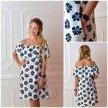Новиночки Классное платье, размеры 40- 46
