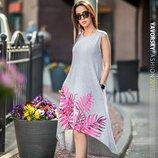 платье лето сарафан