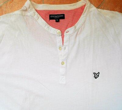 футболка Lyle & Scott размер XL 56