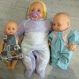Куклы, пупсы для дочки