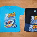Яркие, модные футболки, Турция, хлопок, от 5 до 12 лет, хлопок