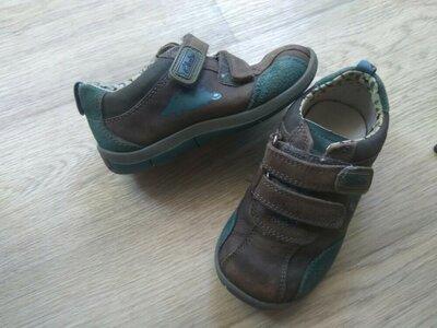 Кожаные кроссовки Clarks 14,5см, Вьетнам