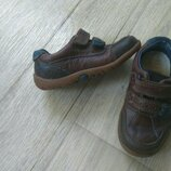 Кожаные кроссовки Clarks 15см