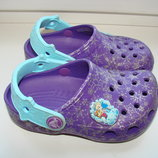Сабо Crocs Холодное сердце Frozen C 6-7, 23-24