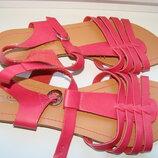 Босоножки сандалии сандали на плоской подошве 39р