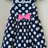 Платье на девочку 2-3 года Yong Dimension