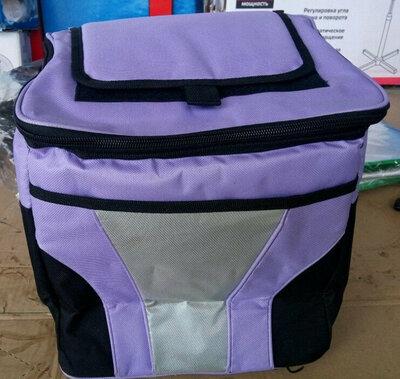 Термосумка сумка холодильник на 10л с верхним открытием TS-309