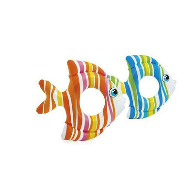 Круг надувной детский Рыбки Intex 59223 Отзывы
