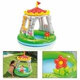 Детский надувной бассейн Intex 57122 Королевский дворец