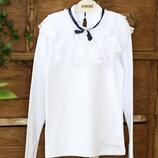 Блуза для девочки Турция 140-176 рост