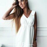 Короткое женское платье стильное женское платье