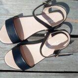 Черные летние новые женские сандали босоножки с 36 по 40