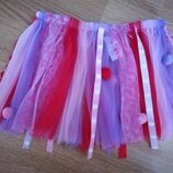 Стильная юбка фатин