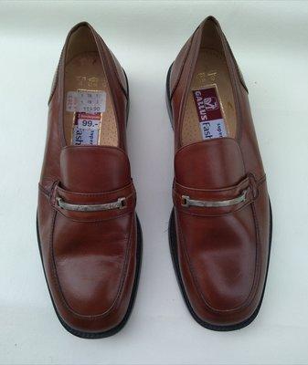 Шикарные новые кожаные туфли Gallus Австрия р.41 7 Оригинал экстраоплнота
