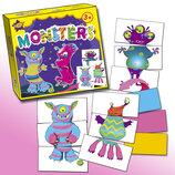 Игра «Monsters» Монстрики Пк Мастер