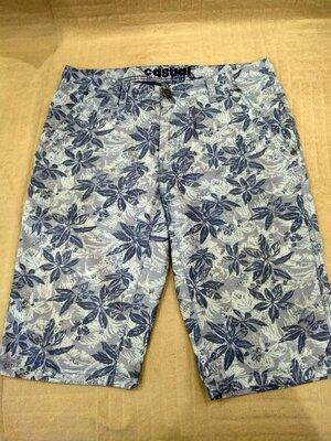 Продам в новом состоянии, фирменные Casual, котоновые шорты, 46-48 р.