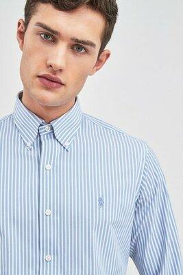 Отличная рубашка в полоску Ralph Lauren L 40/41