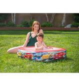 Детский надувной бассейн Intex 57101 Тачки