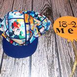 Непромокаемая пляжная кепка Disney для мальчика 18-24 месяцев, 48-50 см