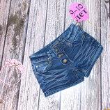 Джинсовые шорты Denim Co для девочки 9-10 лет, 134-140 см