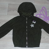 Куртка ветровка Primark 5-6л