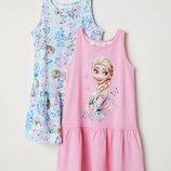 8-10лет.Летний сарафан платье H&M.mега выбор обуви и одежды