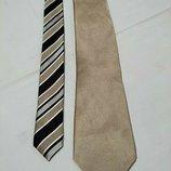 Шелковый галстук van linnen