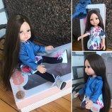 Испанская кукла Кэрол Керол Рапунцель 14825, Paola Reina, 04412