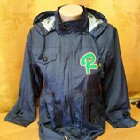 Куртка-Парка весна-осень в школу супер на возраст 11-13лет смотрите замеры