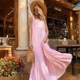 Платье из натуральной ткани 42,44,46 размеры 2 цвета