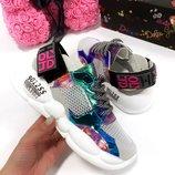 Женские летние стильные кроссовки