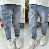 Крутые джинсы р. 90-130