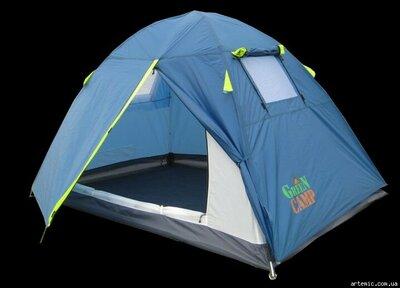 Намет 2-місцева Green Camp 1001В