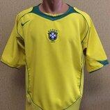Футбольная футболка NIKE 90 CBF BRASIL оригинал размер XL